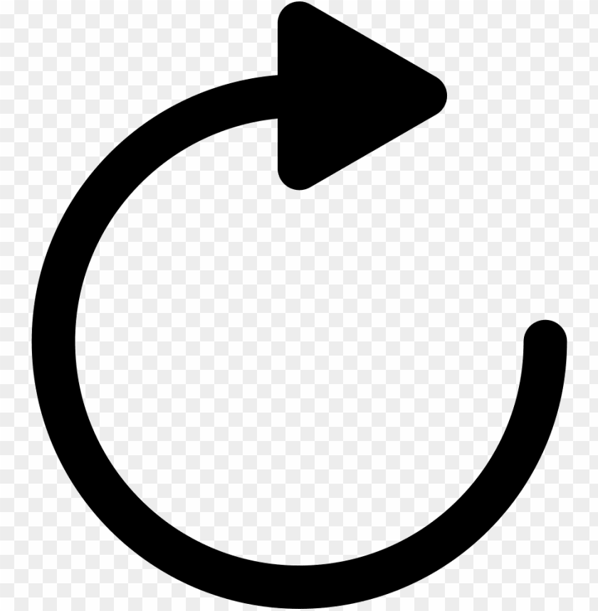 free PNG round right arrow svg png icon free download - round arrow PNG image with transparent background PNG images transparent