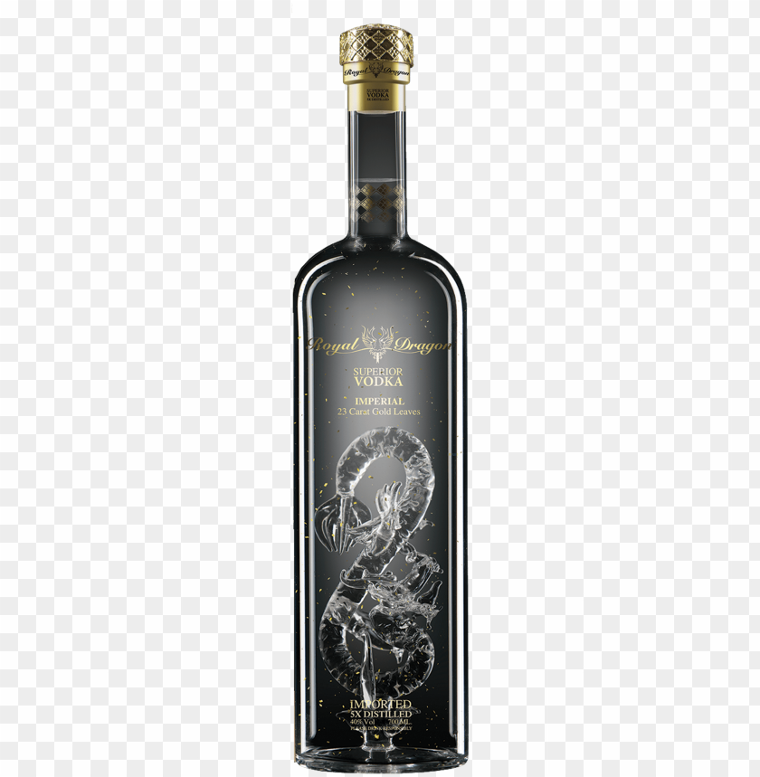 free PNG royal dragon vodka 700ml - royal dragon good luck special edition – 700ml PNG image with transparent background PNG images transparent