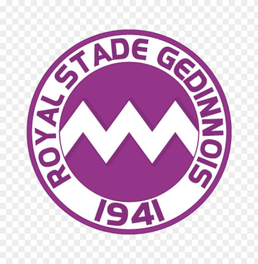 free PNG royal stade gedinnois vector logo PNG images transparent