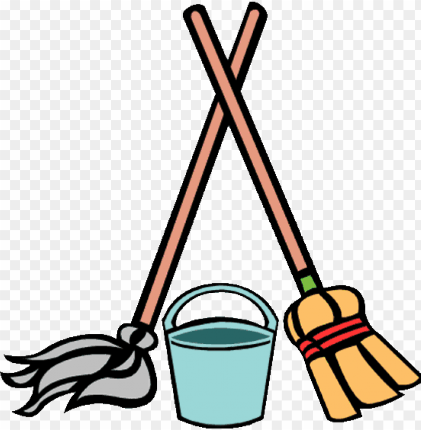 free PNG royalty free download broom transparent cleaning - mop and bucket cartoo PNG image with transparent background PNG images transparent