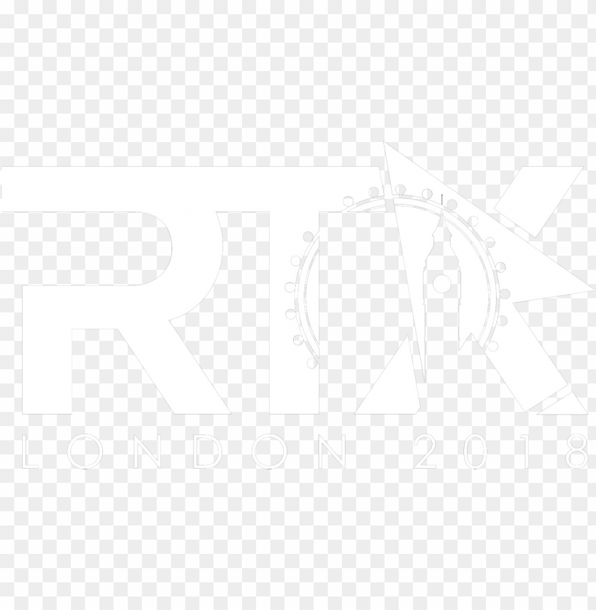 free PNG rtx london - rtx london 2018 PNG image with transparent background PNG images transparent