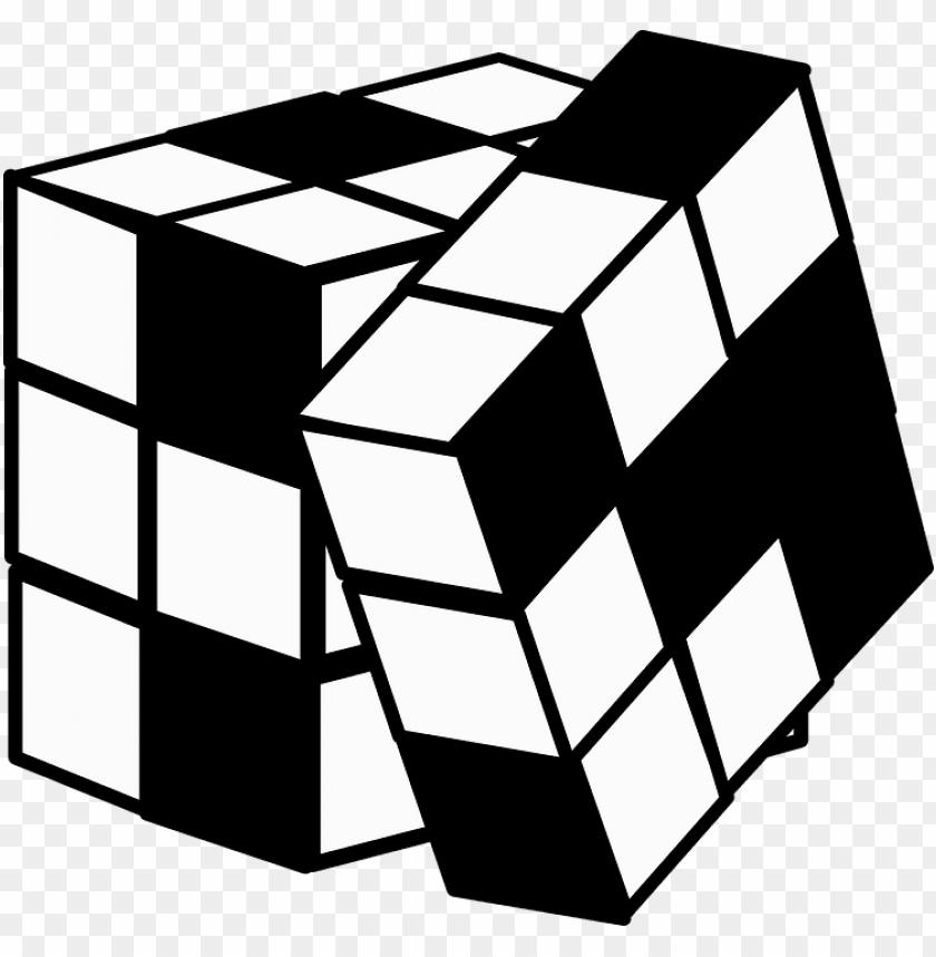 3d Cube Clip Art at Clker.com - vector clip art online, royalty free &  public domain