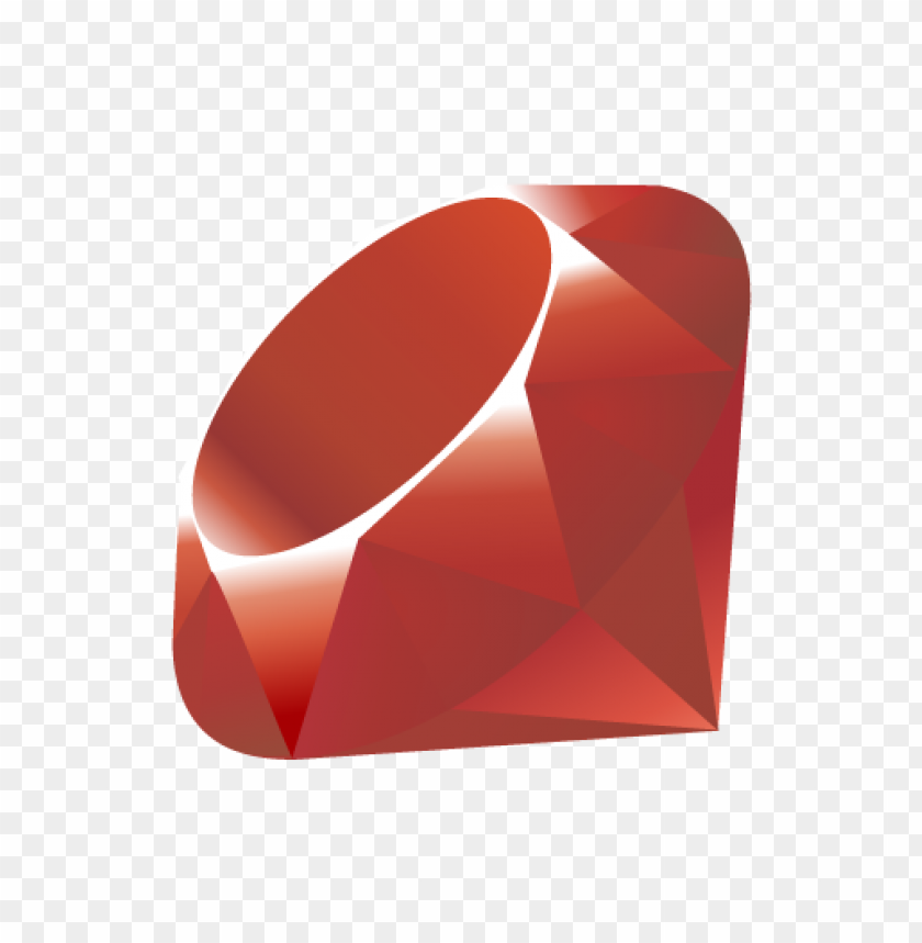 free PNG ruby logo vector PNG images transparent