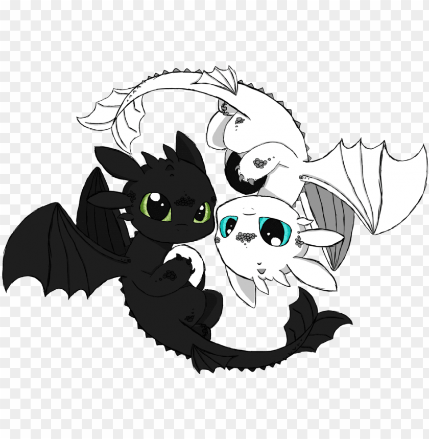 free PNG ruffnut toothless how to train your dragon drawing - toothless x dragon reader PNG image with transparent background PNG images transparent