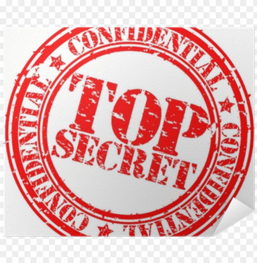 free PNG runge top secret rubber stamp, vector illustration - secret pal PNG image with transparent background PNG images transparent