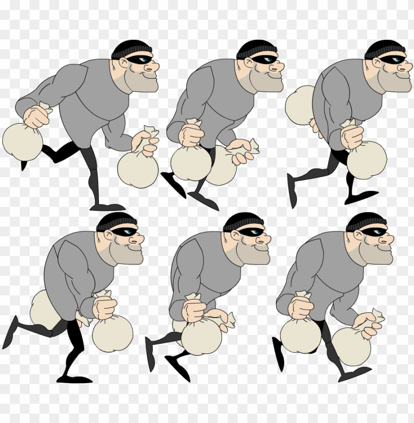 free PNG running sprite sheet - sprite sheet running PNG image with transparent background PNG images transparent
