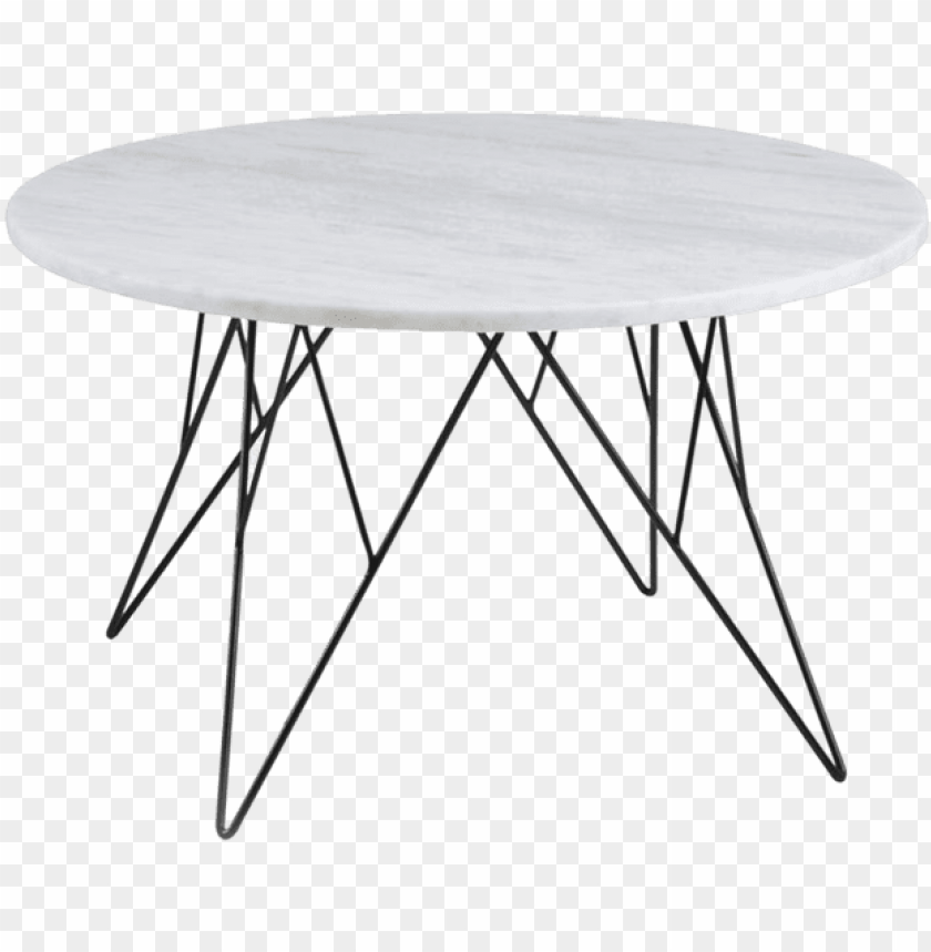 Runus Coffee Table Table Basse Ronde Marbre Png Image With Transparent Background Toppng