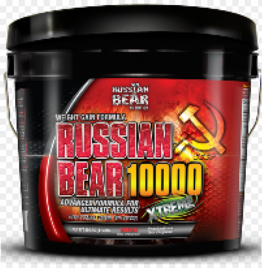free PNG russian bear protein price PNG image with transparent background PNG images transparent