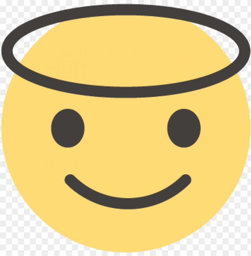 free PNG sad emojiangel - sad emojiangel PNG image with transparent background PNG images transparent