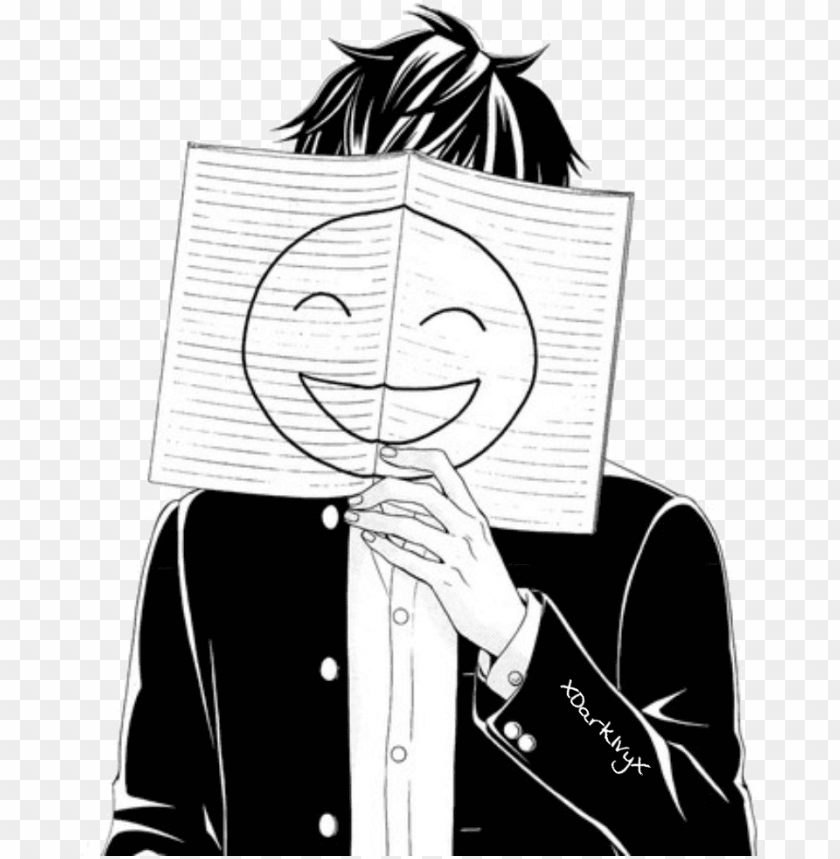 28++ Wallpaper Anime Boy Sad