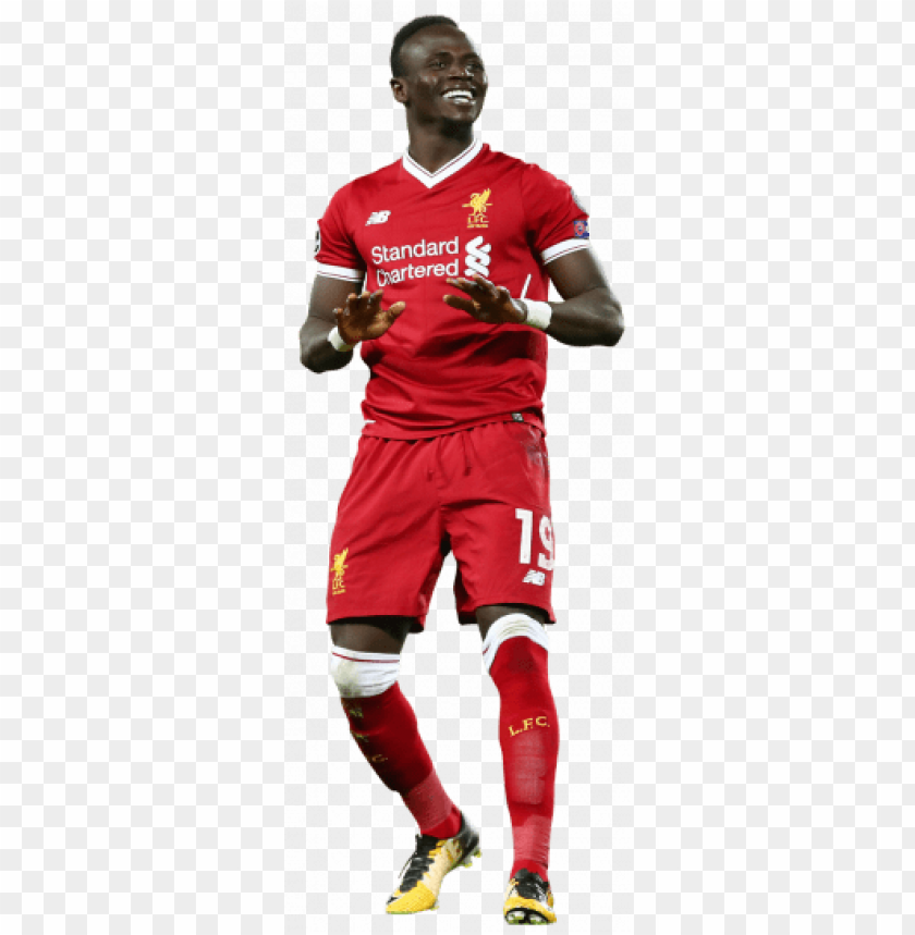 Download sadio mané png images background@toppng.com