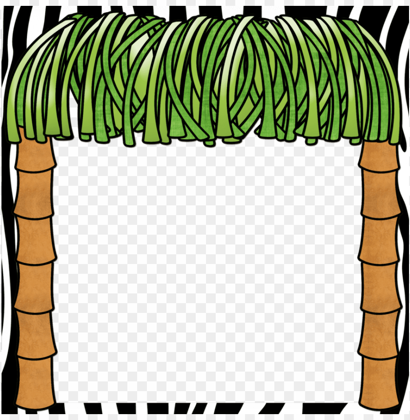 Safari Free Clipart Clip Art Free Safari Border Clipart Png Image With Transparent Background Toppng