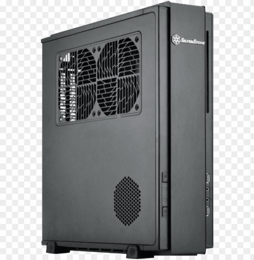 free PNG sale silverstone sst-ml07b milo mini itx case - silverstone ml07 PNG image with transparent background PNG images transparent
