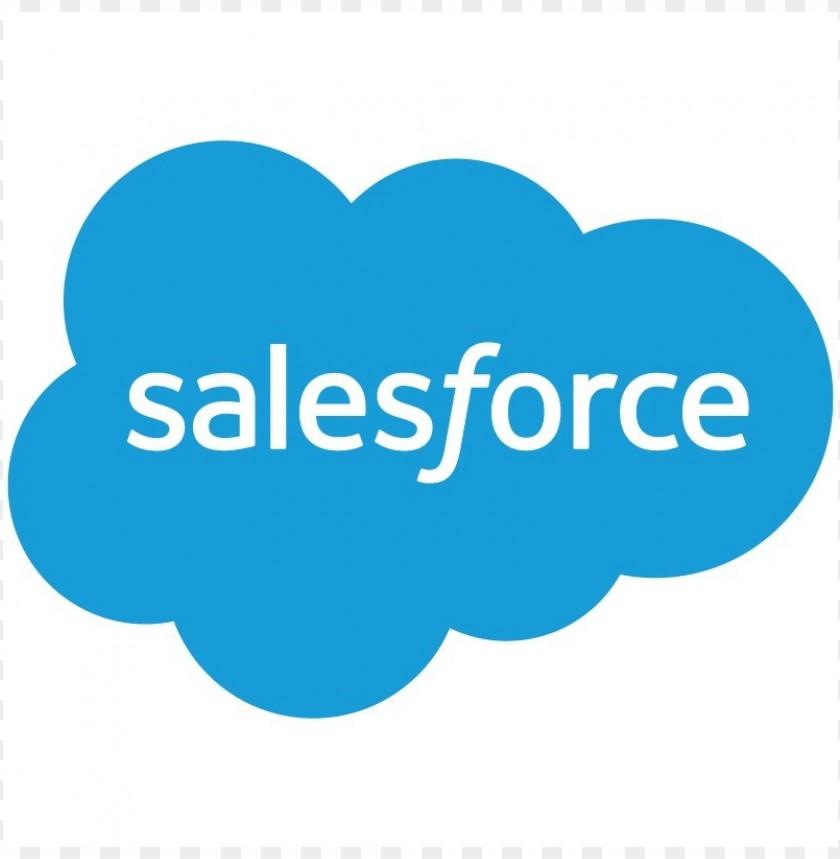 free PNG salesforce logo vector PNG images transparent