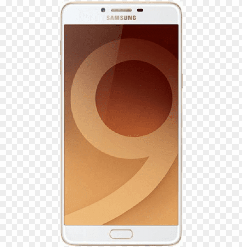 free PNG samsung galaxy c9 pro (gold, 64gb) mobile phone PNG image with transparent background PNG images transparent