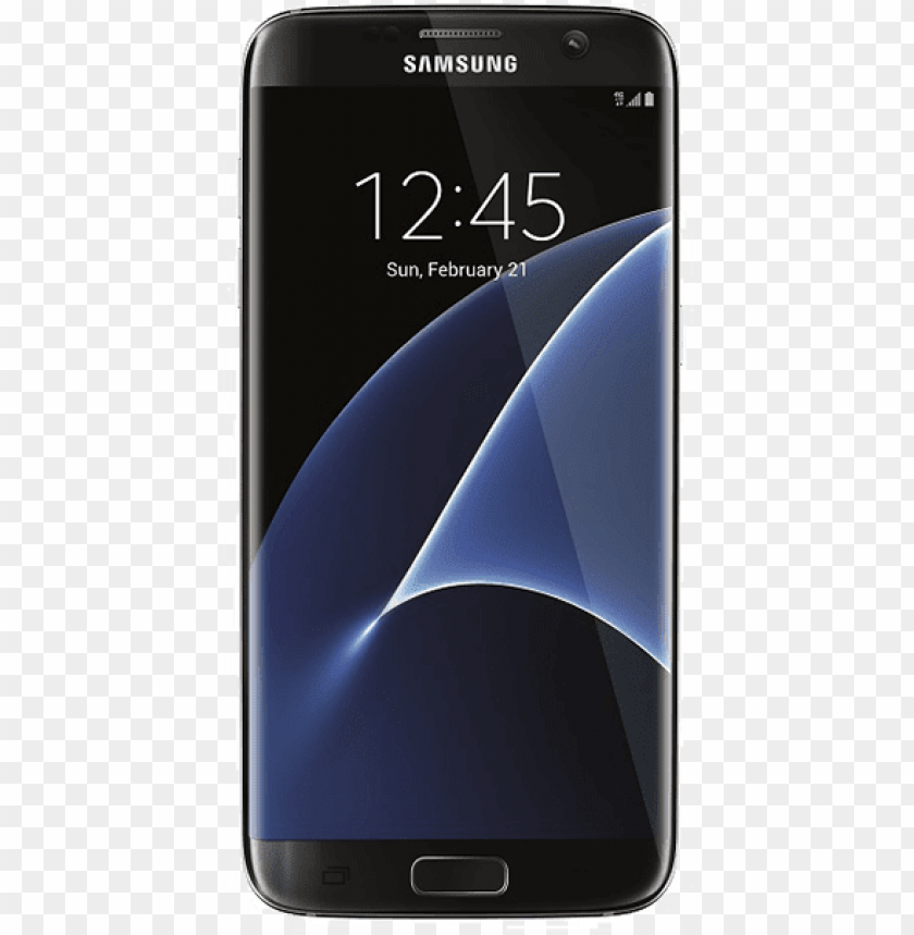 Samsung Galaxy S7 Edge G935 32gb Black Png Image With Transparent Background Toppng