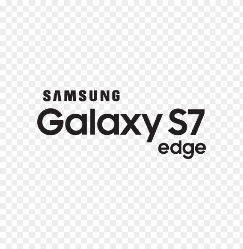 free PNG samsung galaxy s7 edge logo vector PNG images transparent