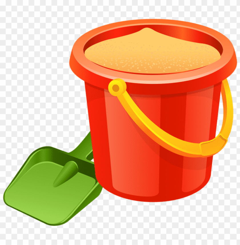free PNG Download sand pail and shovel clipart png photo   PNG images transparent