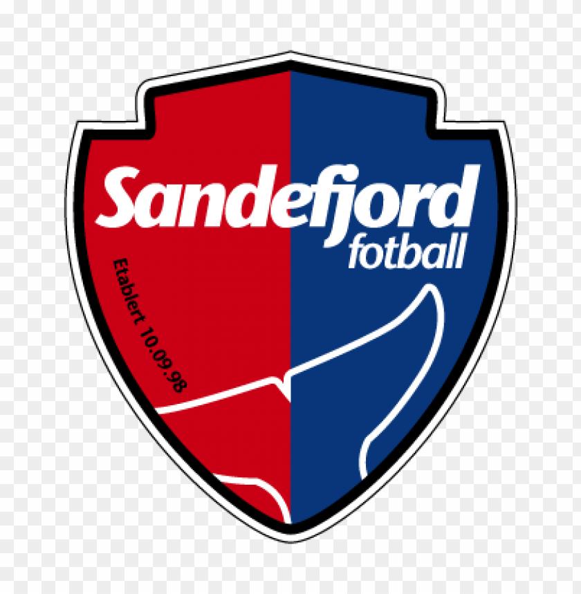 free PNG sandefjord fotball (1998) vector logo PNG images transparent