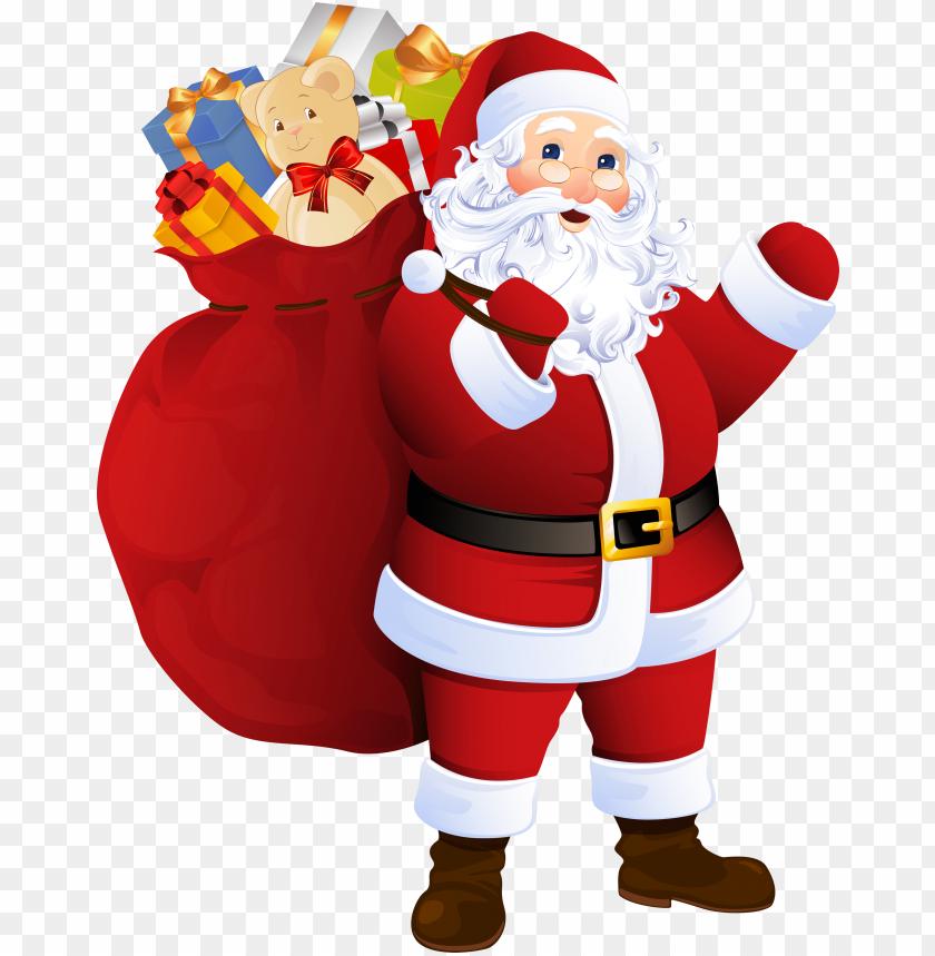 free PNG Download santa claus clipart png photo   PNG images transparent