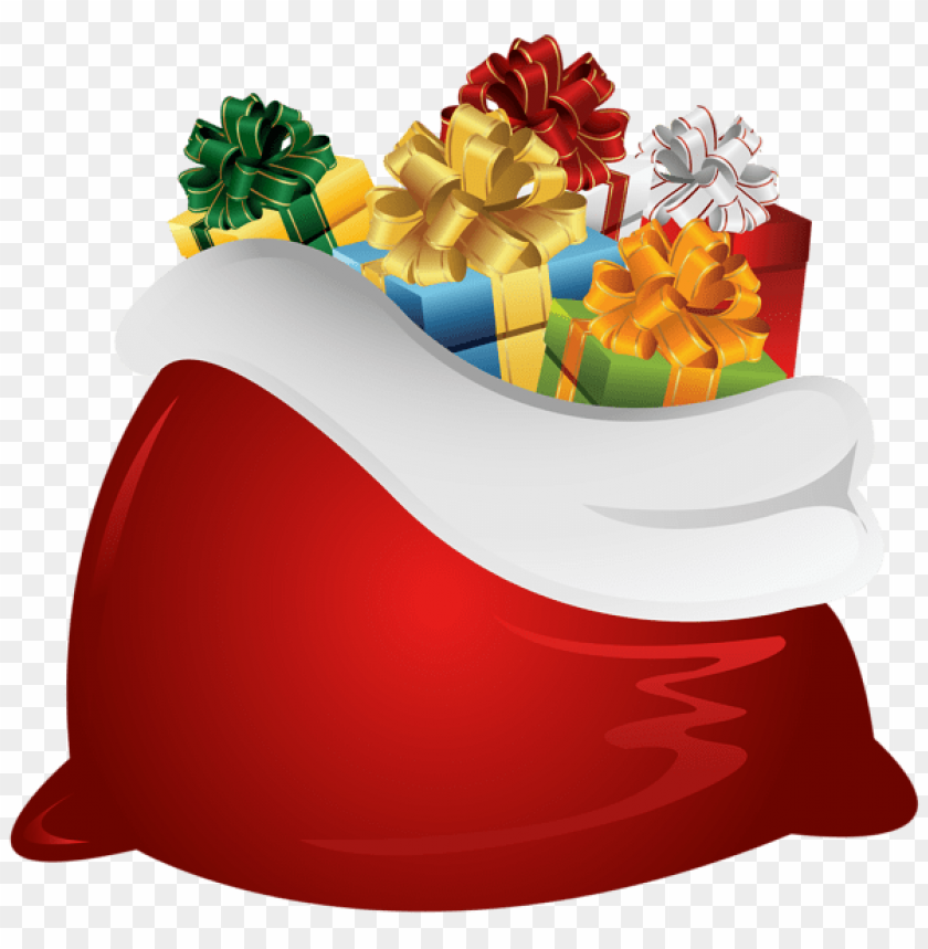 free PNG santa claus bag png PNG Images PNG images transparent
