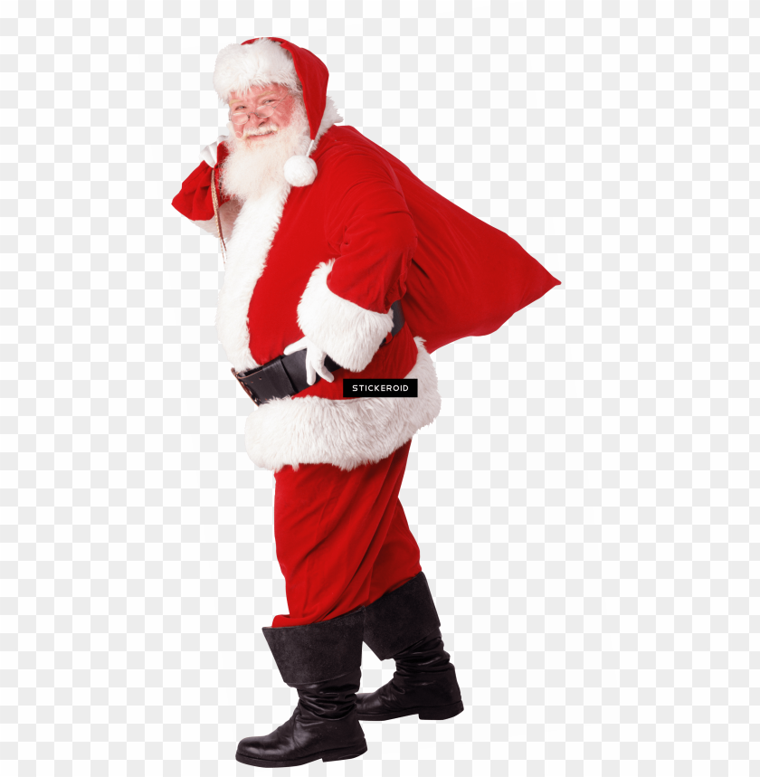 free PNG santa claus - beginning christmas for piano PNG image with transparent background PNG images transparent