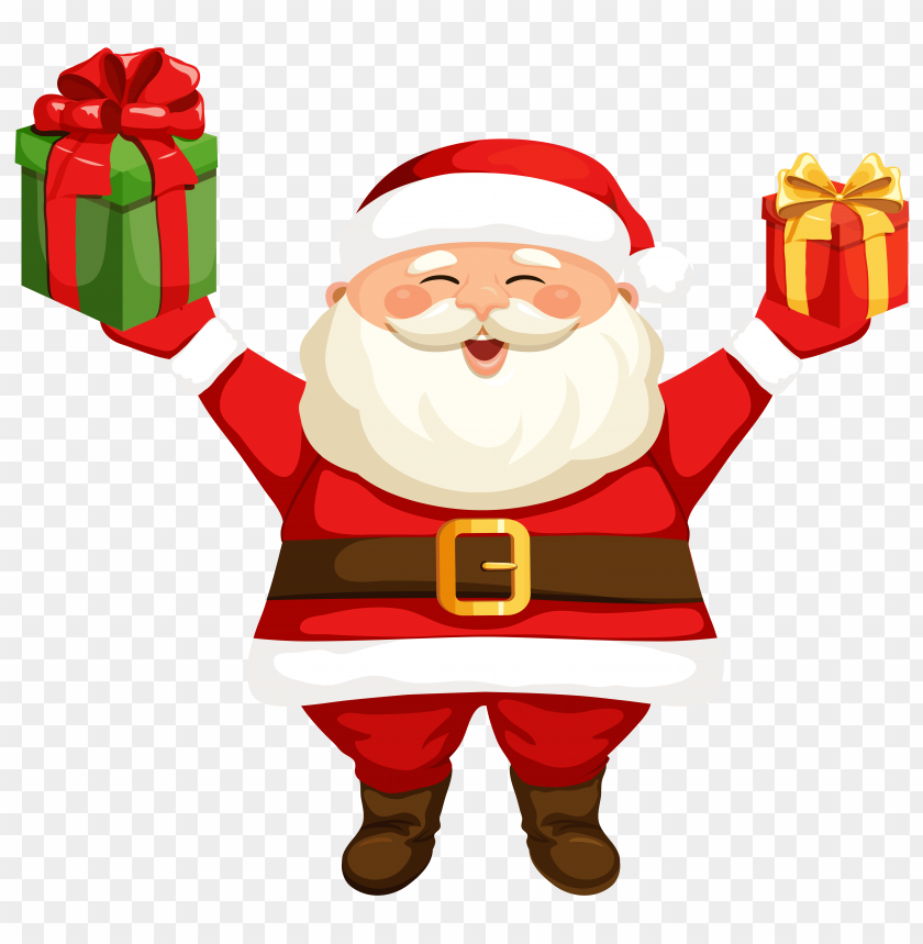 free PNG Download santa claus clip art clipart png photo   PNG images transparent