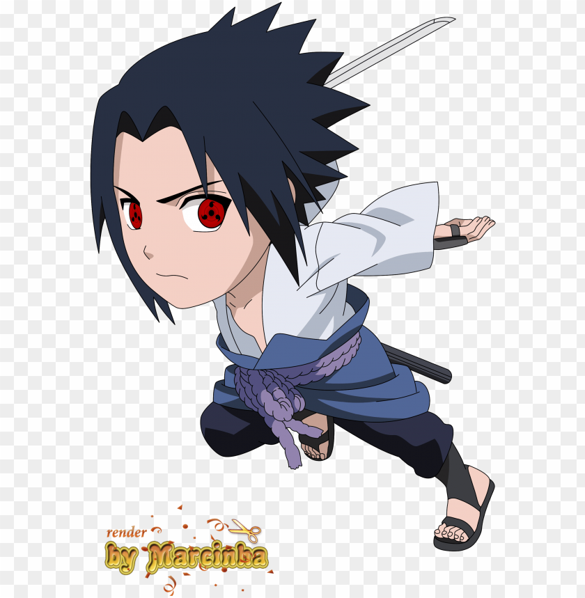 Sasuke Uchiha Chibi Png Image With Transparent Background Toppng