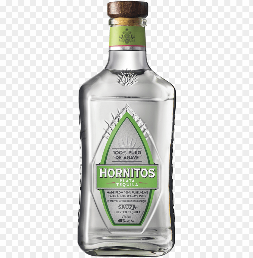 free PNG sauza hornitos plata tequila - sauza hornitos plata PNG image with transparent background PNG images transparent