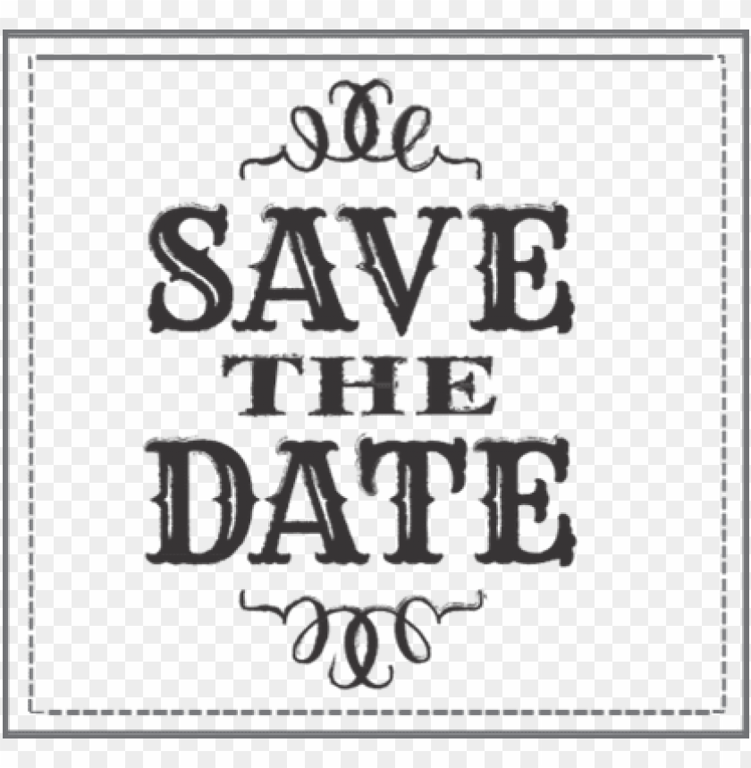 free PNG save the date - christmas save the date PNG image with transparent background PNG images transparent