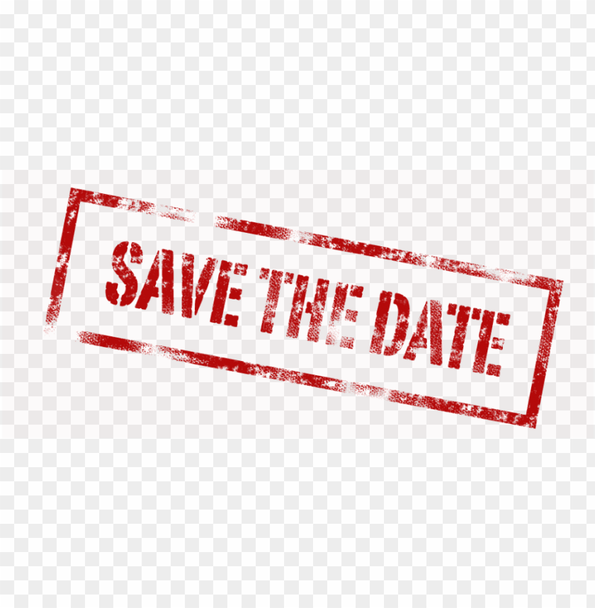 free PNG save the date stamp png - transparent background save the date PNG image with transparent background PNG images transparent