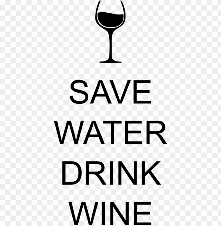 free PNG save water drink wine sticker - safe water drink wine PNG image with transparent background PNG images transparent