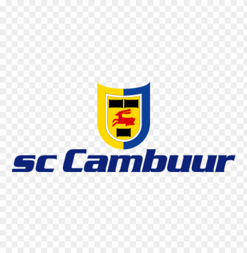 free PNG sc cambuur-leeuwarden (1964) vector logo PNG images transparent