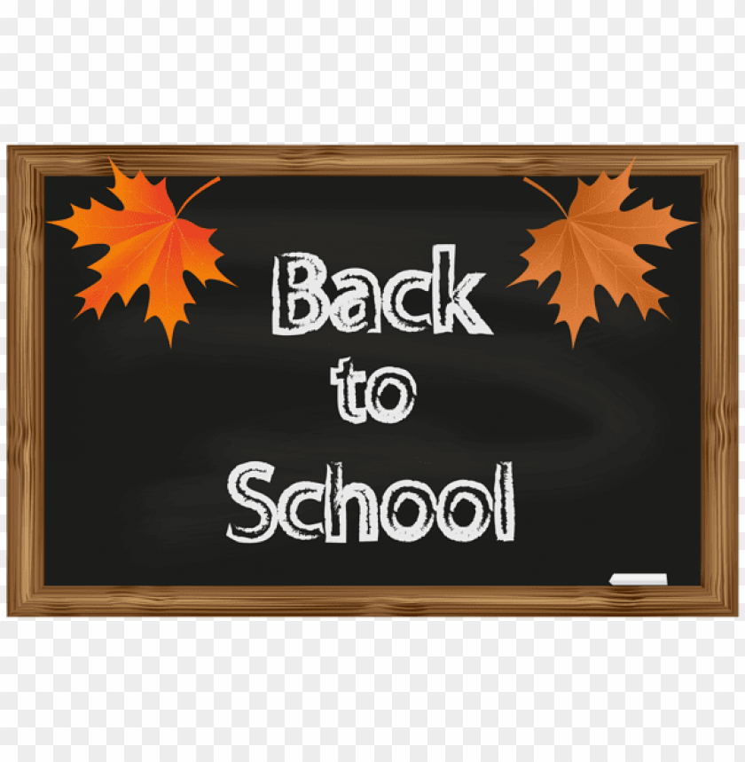 free PNG Download school board back to school clipart png photo   PNG images transparent
