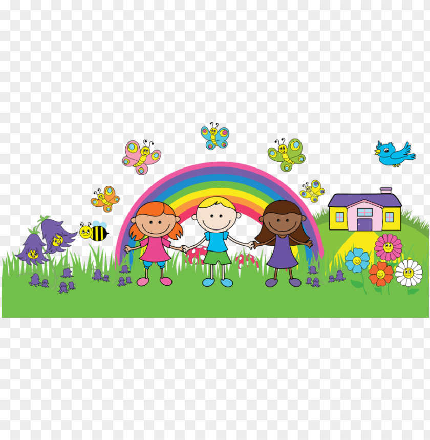 free PNG school clipart pre-school lesson - school children playing cartoo PNG image with transparent background PNG images transparent
