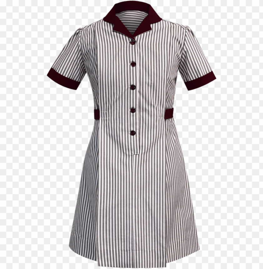 free PNG school uniform dress front view - day dress PNG image with transparent background PNG images transparent