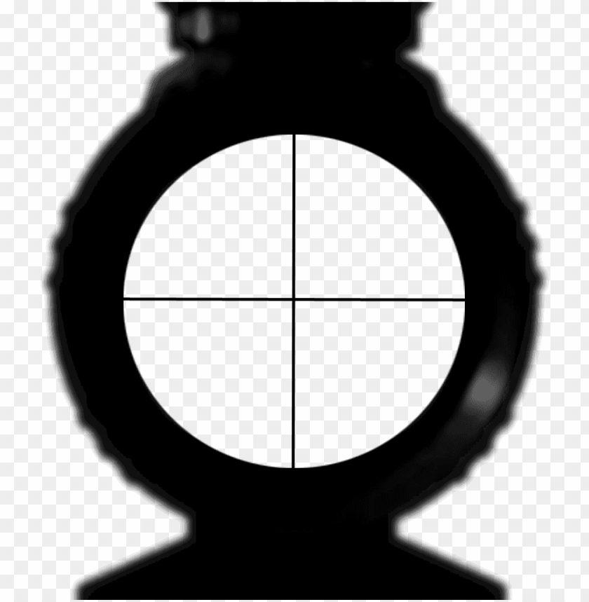 Scope Png Sniper Scope No Background Png Image With Transparent