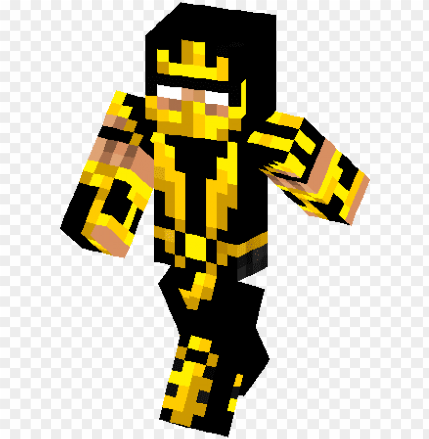 Scorpion Lord Skin Minecraft Skins Scorpio Png Image With