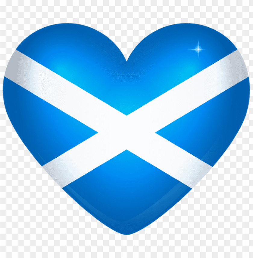 free PNG Download scotland large heart flag clipart png photo   PNG images transparent