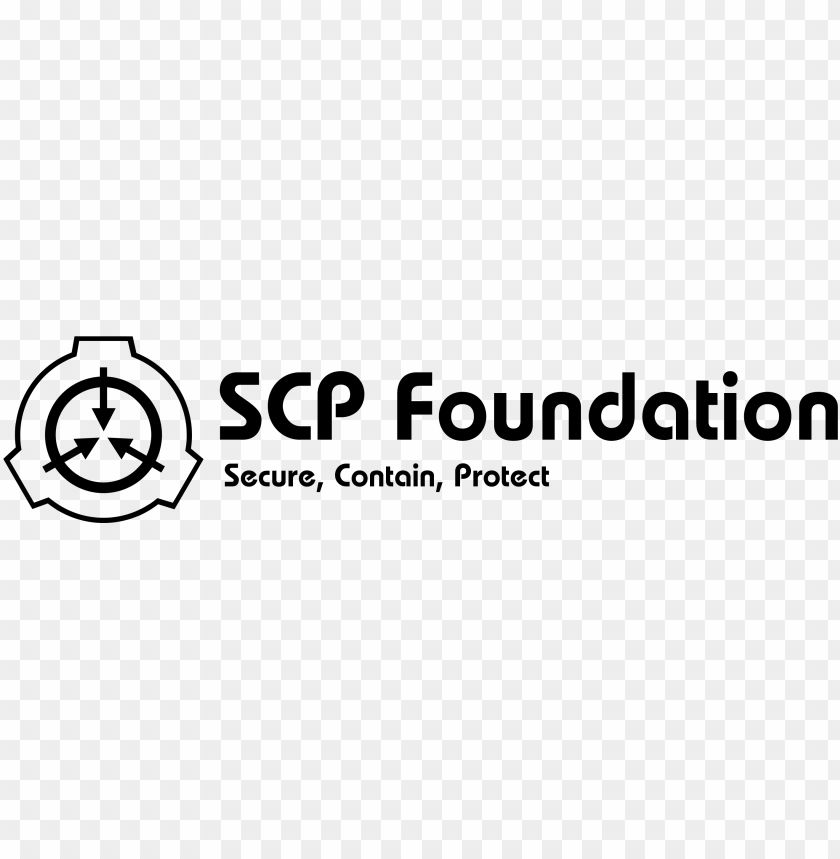 Scp Foundation Logo Png Image With Transparent Background Toppng