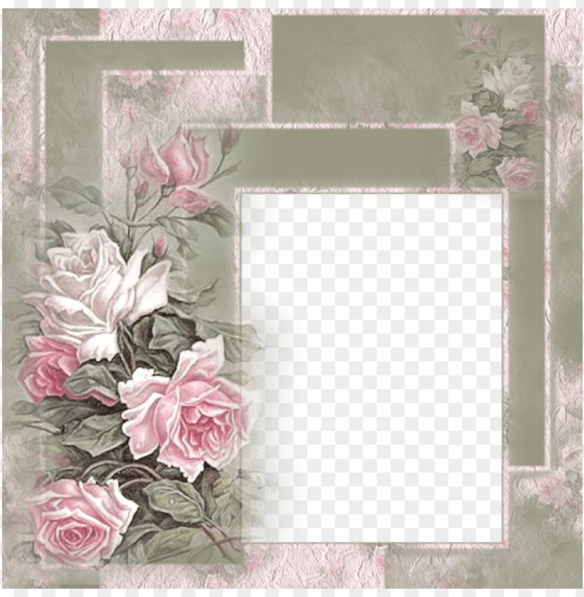 free PNG scrapbook frames, scrapbook layouts, scrapbook paper, - cadre png flower PNG image with transparent background PNG images transparent