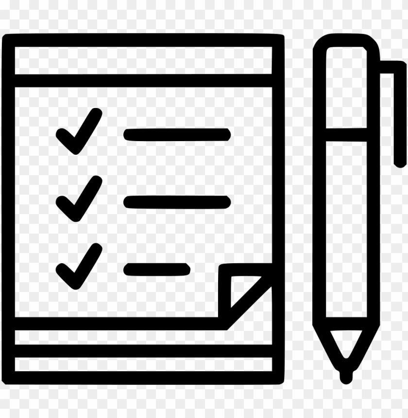 free PNG scrapbook notes todo list tasks - do list icon PNG image with transparent background PNG images transparent
