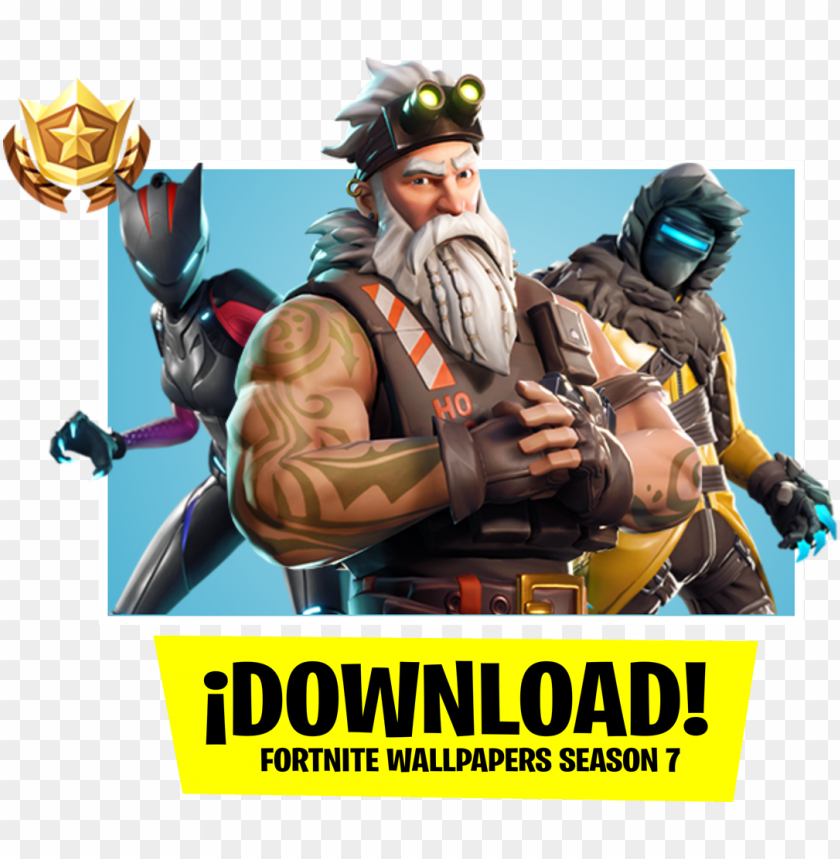 Season 7 Fortnite Wallpapers Hd Download Fortnite Wallpapers Fortnite Png Image With Transparent Background Toppng