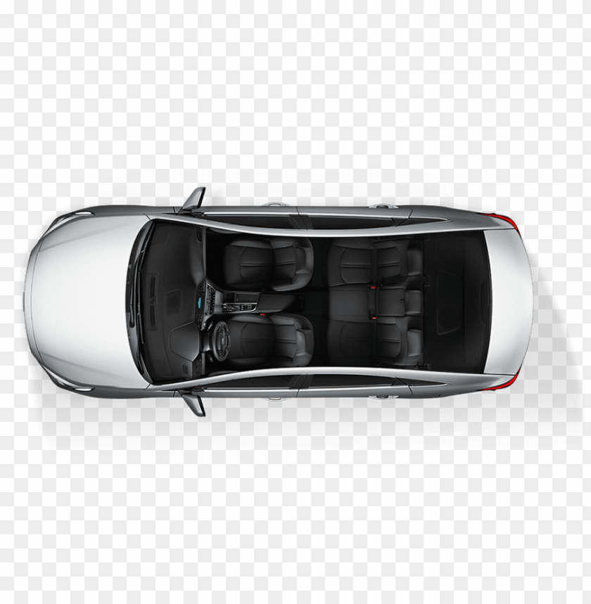 free PNG seat color - sedan car top view PNG image with transparent background PNG images transparent