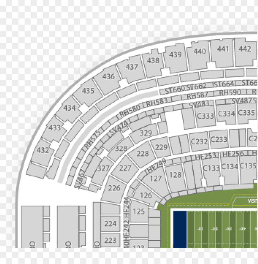 free PNG seat number michigan stadium seat map PNG image with transparent background PNG images transparent