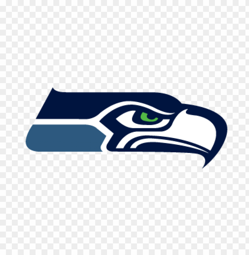 Seattle Seahawks Logo Vector Free Download Toppng