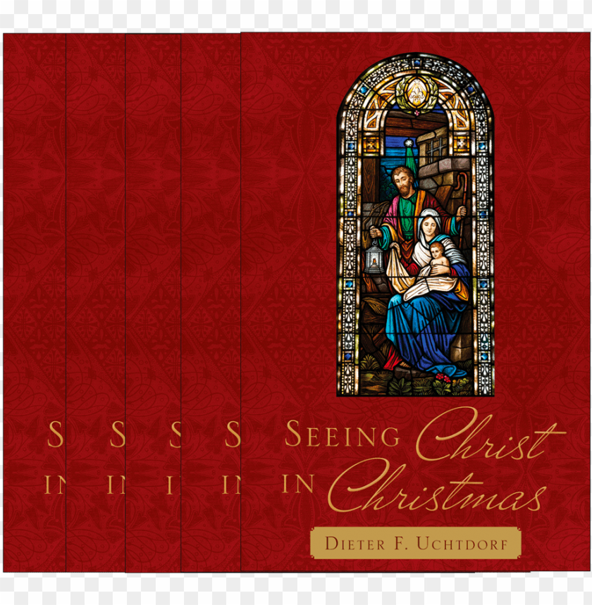free PNG seeing christ in christmas booklet - seeing christ in christmas: 2018 christmas booklet PNG image with transparent background PNG images transparent