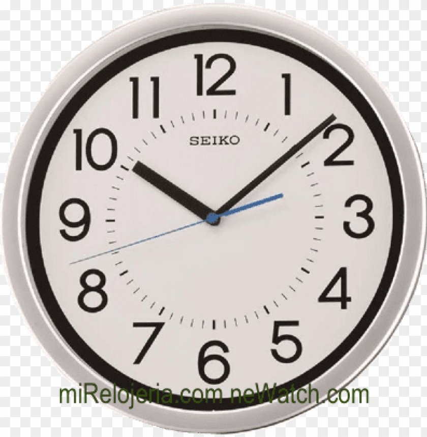 free PNG seiko clock wall clocks seiko analogue qxa476h 311 PNG image with transparent background PNG images transparent