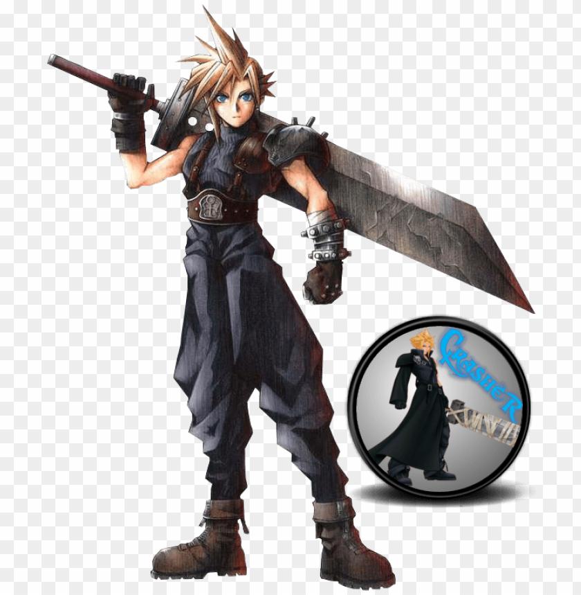 Sephiroth Render Photo Final Fantasy 7 Character Art Png
