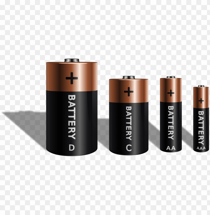 free PNG series of batteries png images background PNG images transparent